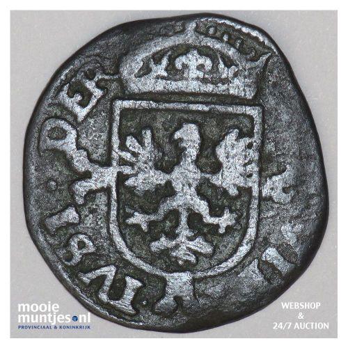 Deventer - Duit - 1617 (kant B)