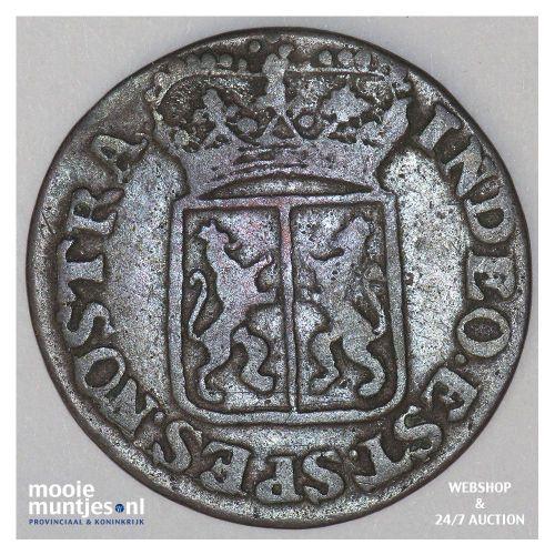 Nederlands-Indië - Duit - 1805 Gelderland (kant B)