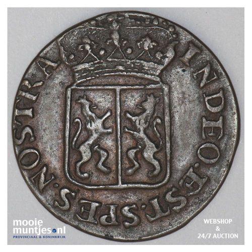 Nederlands-Indië - Duit - 1806 Gelderland (kant B)