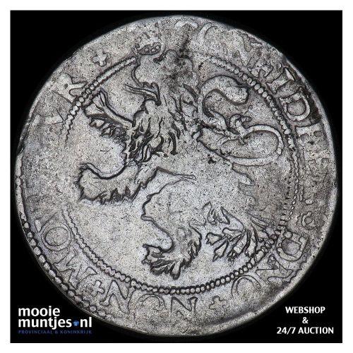 Friesland - Leeuwendaalder - 1594 (kant B)