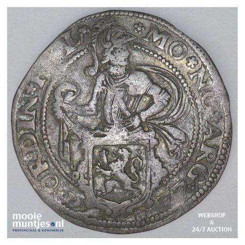 Holland - Zilveren dukaat - 1660 (kant A)