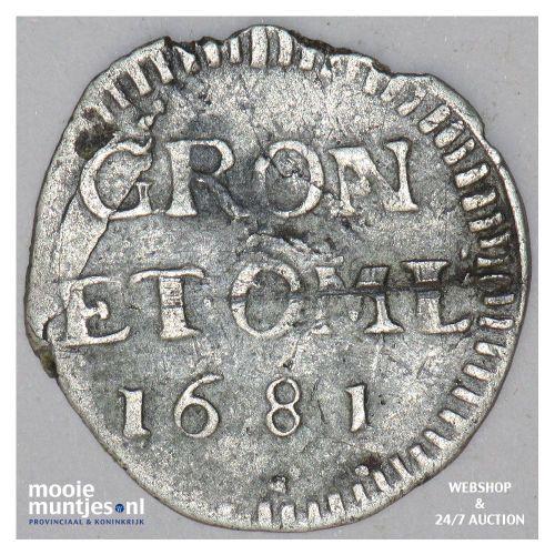 Friesland - Oord - 1612 (kant A)