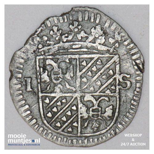 Friesland - Oord - 1612 (kant B)