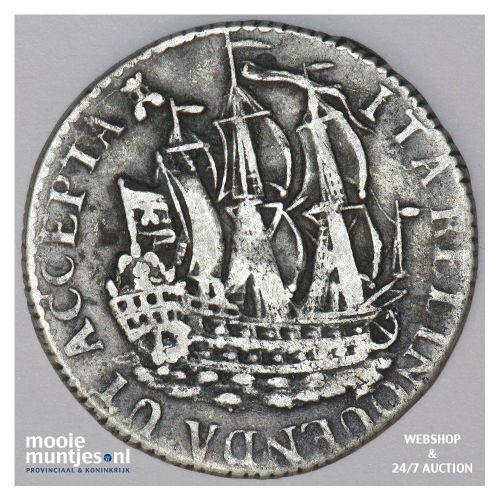 Zeeland - Scheepjesschelling - 1779 (kant B)