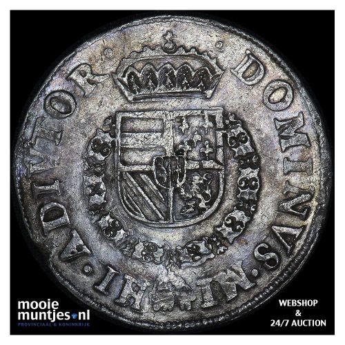 Gelderland - Tweegulden - 1694 (kant B)