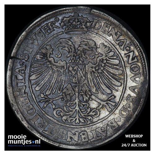 Heerlijkheid Batenburg - Daalder van 30 stuiver - 1564 (kant B)