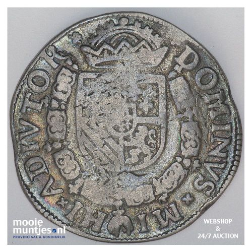 West-Friesland - Zilveren dukaat - 1772 (kant B)