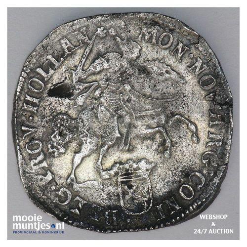 Holland - Zilveren dukaat - 1693 (kant B)