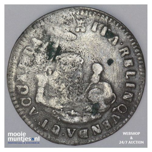 Zeeland - Hoedjesschelling - 1711 (kant B)