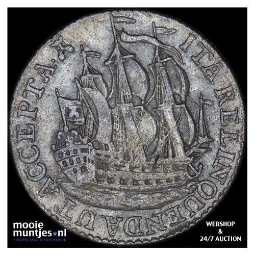 Zeeland - Scheepjesschelling - 1770 (kant B)