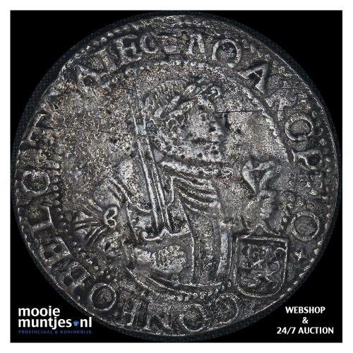 Utrecht - Nederlandse rijksdaalder - 1618 (kant B)