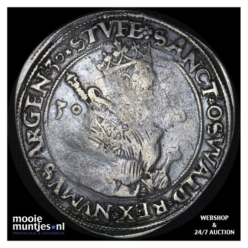 Utrecht - Prinsendaalder - 1598 (kant B)