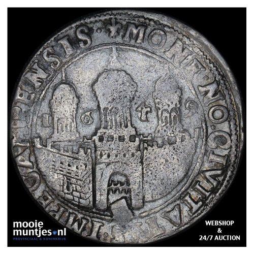Utrecht - Driegulden - 1764 (kant A)