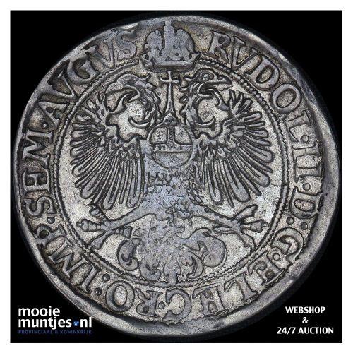 West-Friesland - Hongaarse gouden dukaat - 1591 (kant B)
