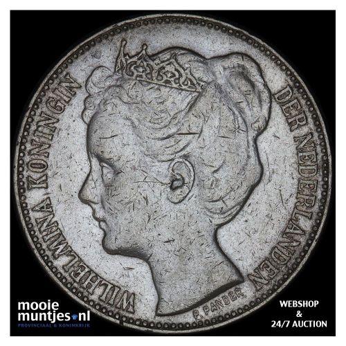 1 gulden - Willem I - 1840 (kant B)