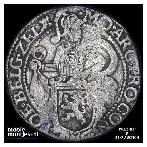 Gelderland - Bourgondische kruisrijksdaalder - 1568 (kant B)