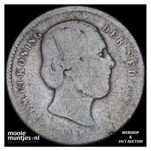 Holland - Zilveren rijder of dukaton - 1772 (kant B)