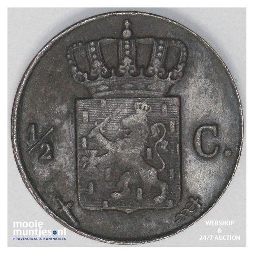 Holland - Leeuwendaalder - 1576 (kant B)