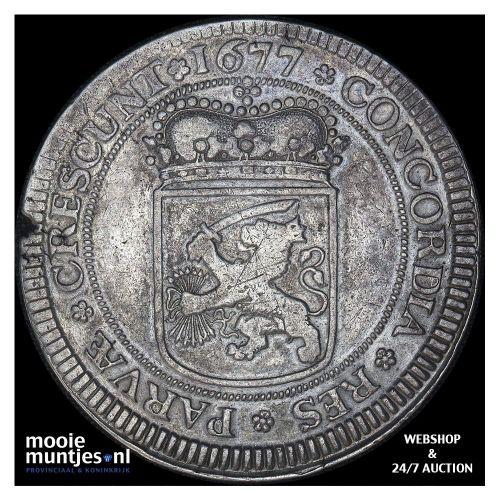 Holland - Zilveren rijder of dukaton - 1784 (kant A)
