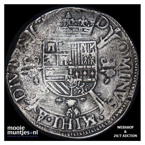 Gelderland - Leeuwendaalder - 1589 (kant B)