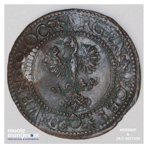 Deventer - Twee stuiver - 1578 (kant A)