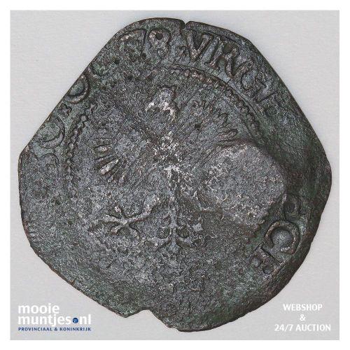 Deventer - Vier stuiver - 1578 (kant A)