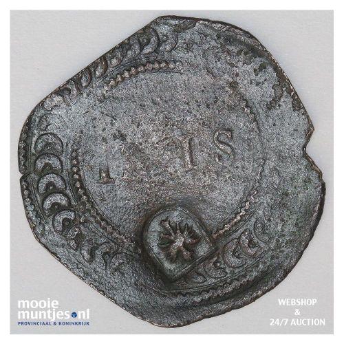 Deventer - Vier stuiver - 1578 (kant B)