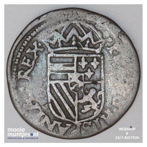 Holland - Duit - z.j. (kant B)