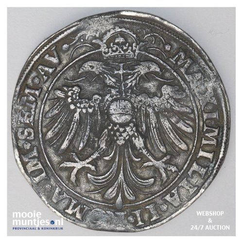 Overijssel - Duit - 1741 (kant B)