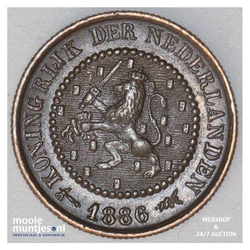 ½ cent - Wilhelmina - 1903 (kant A)