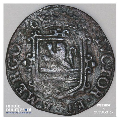 Zeeland - Oord - 1601 (kant A)
