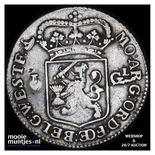 Utrecht - Gulden - 1716 (kant B)