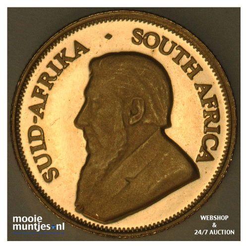 1/10 krugerrand - South Africa 2005 proof (KM 105) (kant B)