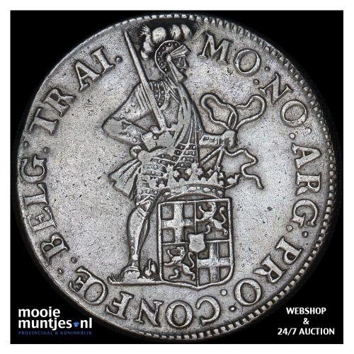Holland - Halve Philipsdaalder - 1573 (kant B)