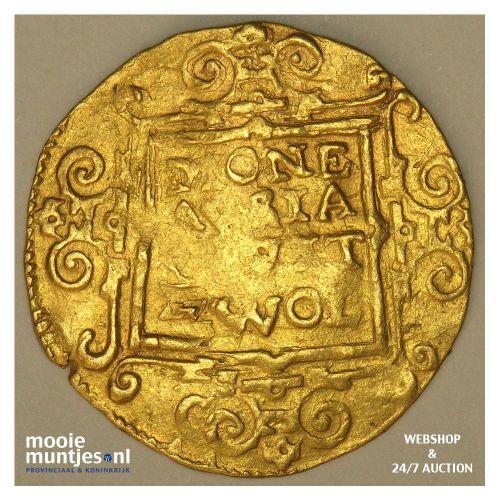 Zwolle - Gouden dukaat - 1638 (kant B)