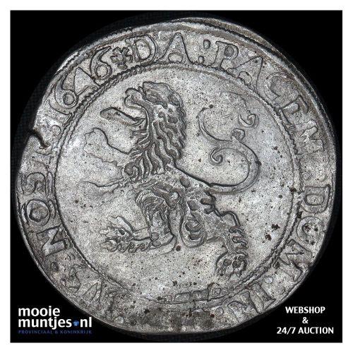 Zwolle - Leeuwendaalder - 1646 (kant A)