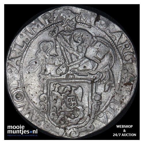 Zwolle - Leeuwendaalder - 1646 (kant B)