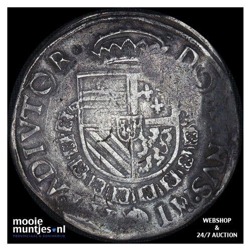 Holland - Bourgondische kruisrijksdaalder - 1568 (kant B)