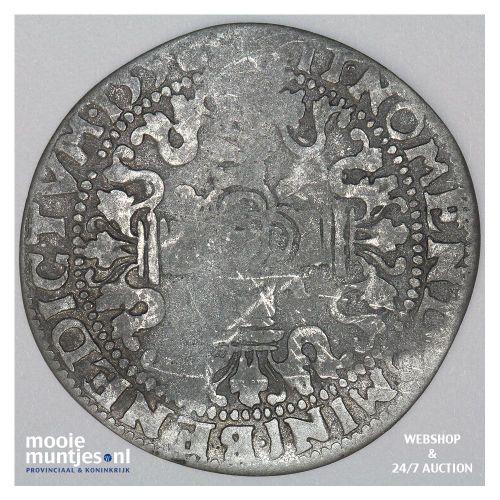 Stad Groningen - Duit - 1690 (kant A)