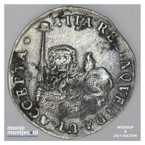 Zeeland - Hoedjesschelling - 1738 (kant B)