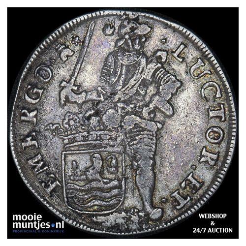 Zeeland - Daalder van 5 schelling - 1686 (kant B)