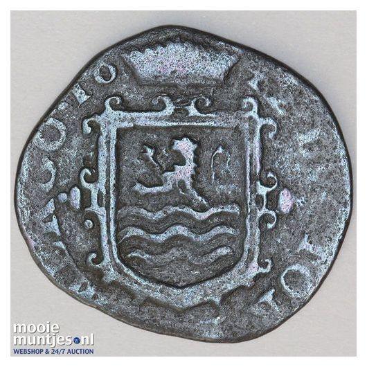 Zeeland - Oord - 1669 (kant A)