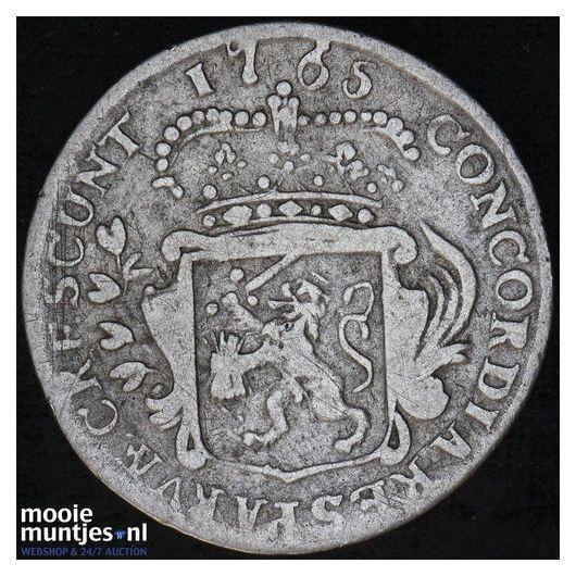 Zeeland - Achtste dukaat of Pietje - 1793 (kant A)
