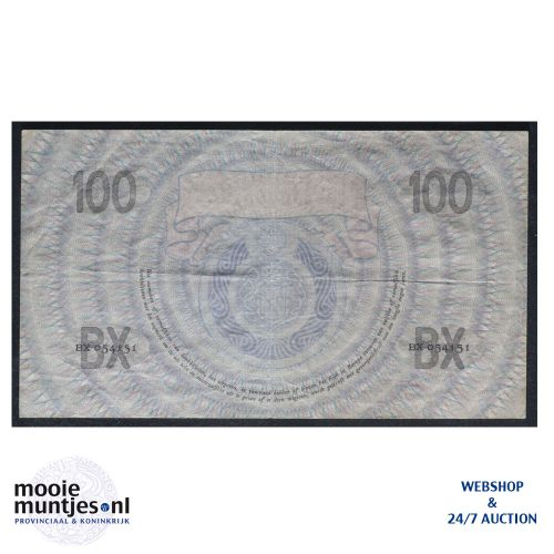 1000 gulden  - 1921 (Mev. 116-3b / AV 80) (kant B)