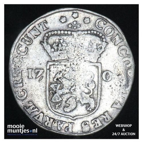 Zeeland - Zilveren dukaat - 170? (kant A)