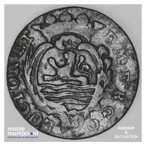 Zeeland - Duit - 1790 (kant B)