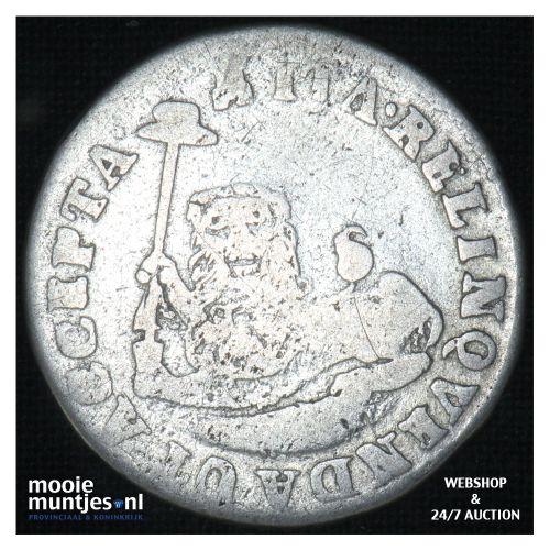 Zeeland - Hoedjesschelling - 1722 (kant B)