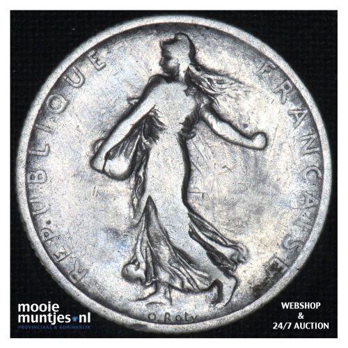 franc - France 1900 (KM 844.1) (kant B)