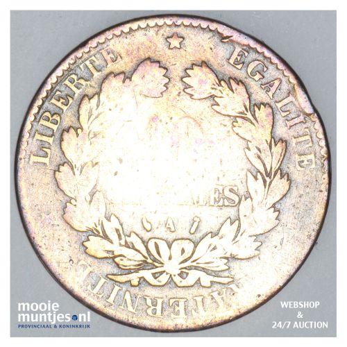 10 centimes - France 1886 A (Paris) (KM 815.1) (kant B)