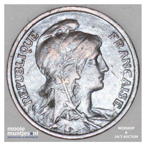 centime - France 1903 (KM 840 ) (kant B)